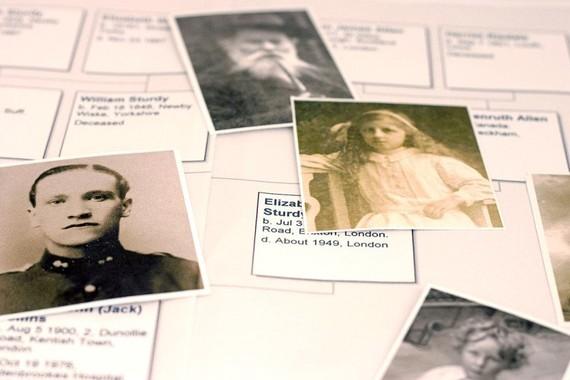Zuhaitz genealogikorik handiena: 1600-2000 arteko 11 belaunalditako 13 milioi pertsona elkar konektatuta