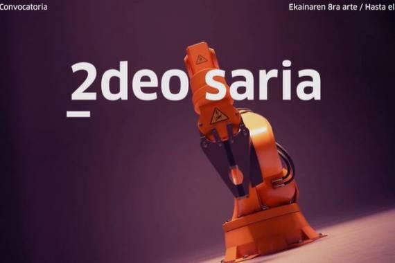 2deo Saria: ikus-entzunezko proiektuak bi fasetan garatzeko deialdia