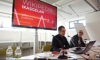 Wikipedia eta Ikastolen elkartea