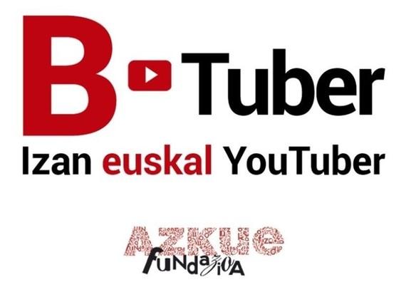 YouTuber euskaldunentzat ikastaroa, datorren astean Bilbon