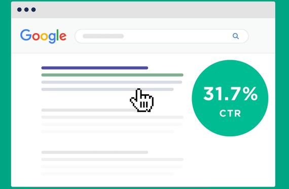 Googleko bilaketa emaitzetan lehena agertzea funtsezkoa da, bestela...
