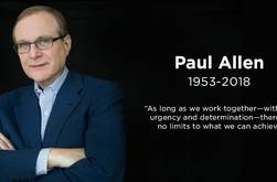 Paul Allen hil da