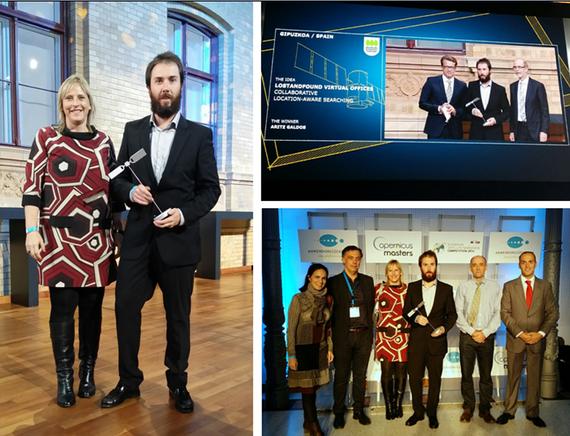 Galileo Masters 2014 - Irabazleak