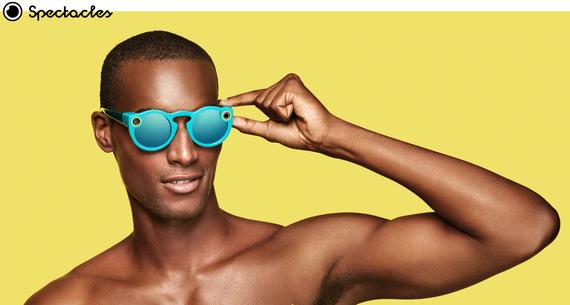 Snapchat Spectacles betaurrekoak