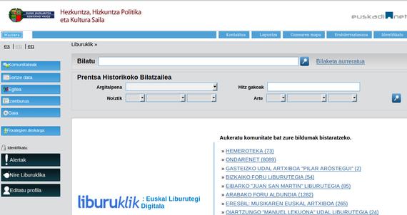 Eusko Jaurlaritza eta Euskadiko editoreen arteko akordioa, liburu digitalak on line maileguan emateko