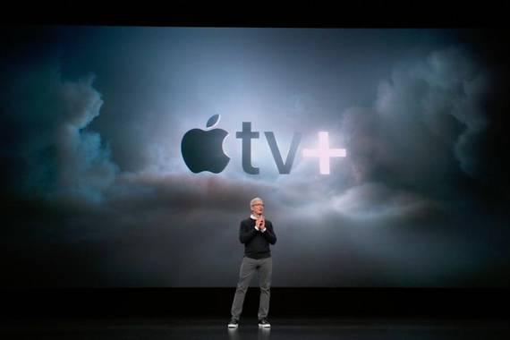 Hemen da Apple TV Plus streaming eskaintza