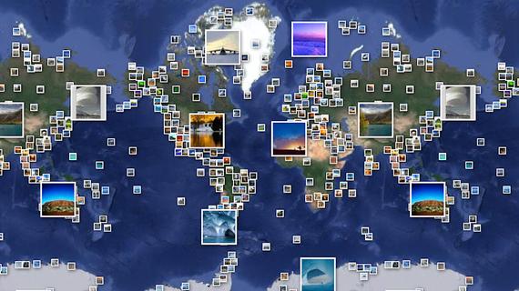Panoramio argazki-zerbitzua betirako itxi du gaur Googlek