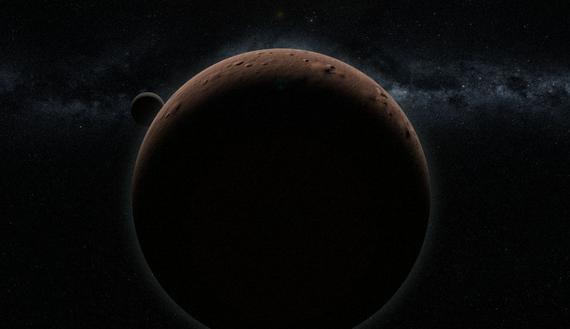 Zer izen ipiniko diogu Eguzki Sistemako planeta nano honi? Gonggong, Holle edo Vili? Zeuk ere bozka dezakezu