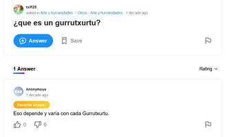 yahoo answers itxi