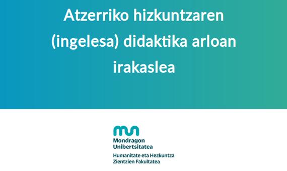 Hezkuntza arlorako lan-poltsa ireki duMondragon Unibertsitateak