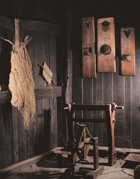 Lihoa lantzen Zikloa, Igartubeiti Baserri Museoan