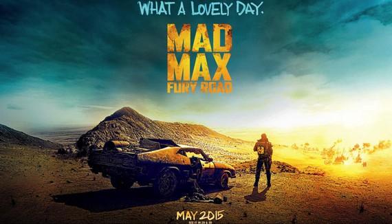 Mad Max: Fury Road filma nola grabatu zen dokumentala