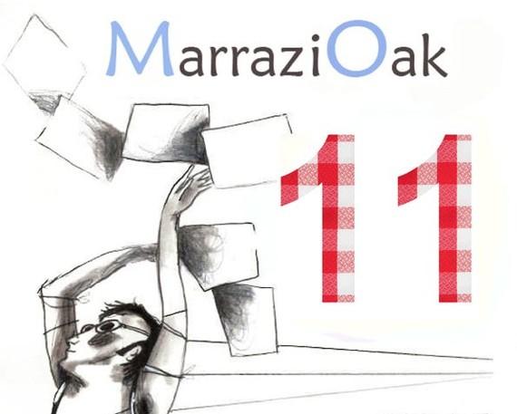 Sukaldean egingo dute, irailean, MarraziOak XI ilustrazio tailerra