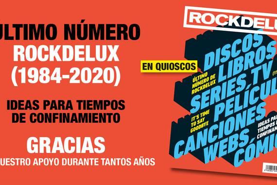 Rockdelux hil da: kultura-informazioa larri dago