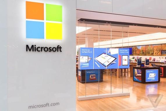 Microsoft berrindartuta, munduko 3. konpainiarik handiena da, Googleren aurretik