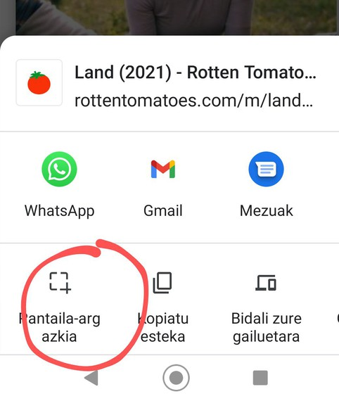 android argazk m
