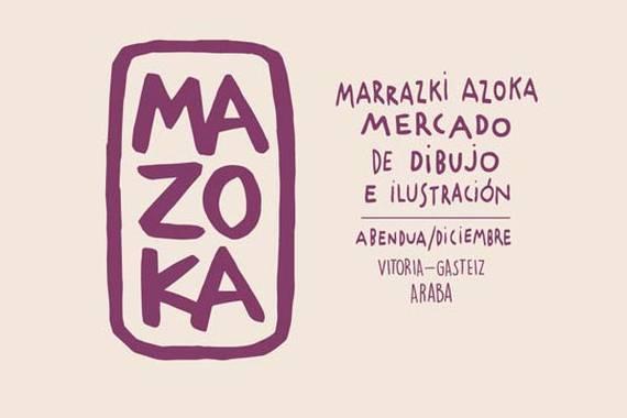 Gasteizko Mazoka marrazkigintza azokan berritasunak aurten