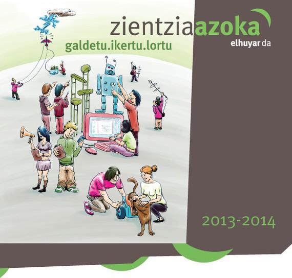 2013-2014ko Zientzia Azoka martxan!