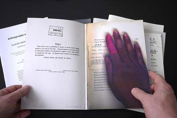 Google Books: eskaneatzearen gaitzak