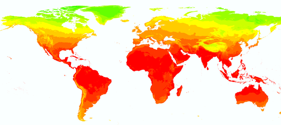 world temp