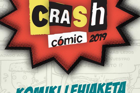 Crash komiki lehiaketa, Arabako gazteentzat: erraz eta zuzena