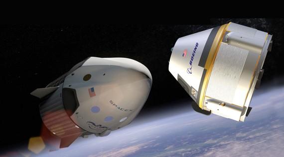 SpaceX misioak 2 turista eraman nahi ditu ilargira 2018. urtean