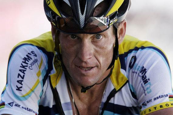 Lance Armstrongen gezurra, dokumental euskaratua