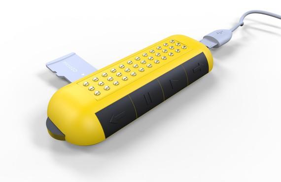 BraiBook: liburu digitalak braillean irakurtzeko gailu berria
