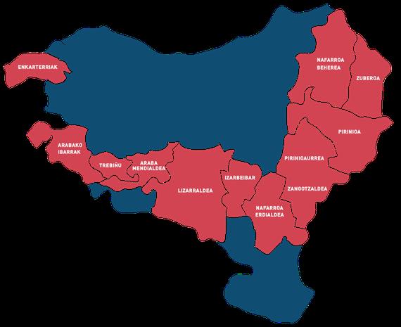 hauspotu mapa