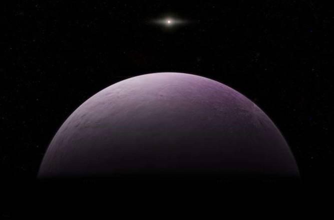 Farout planeta nanoa