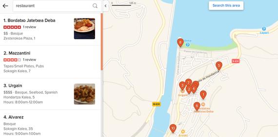 Apple Maps kartografia web ingurunean ikus daiteke orain