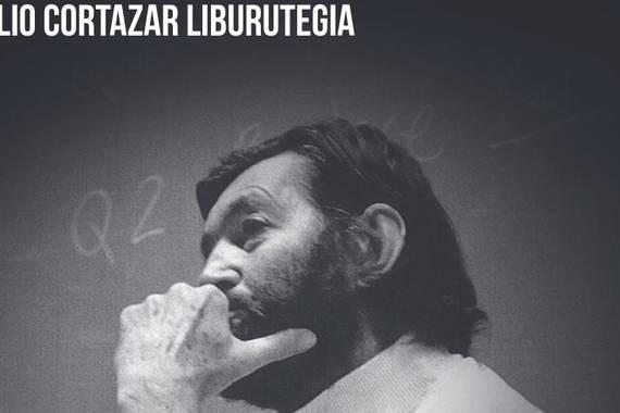 Julio Cortazarrek euskaraz izandako isla, nazioarteko liburutegi baterako