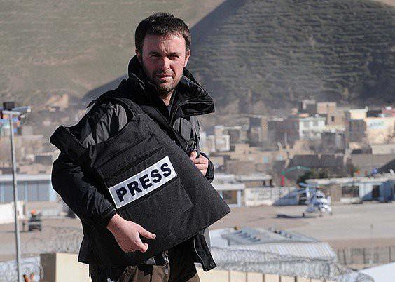 Mikel Aiestaran kazetariarekin elkarrizketa, Siriako gerraz