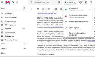 gmail aktib