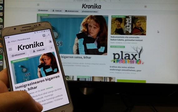 Kronika.eus berria 2019