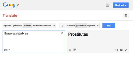 Googlek diño: Prostitutas