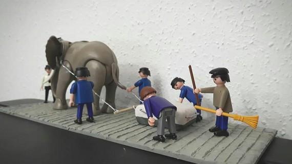 playmobil elefan