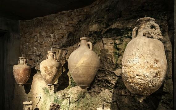 Duela 8.000 urteko ardo aztarnak aurkitu dituzte, ezagutzen diren zaharrenak