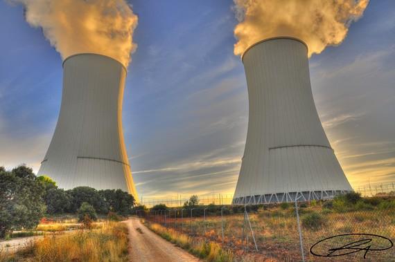 Zentral nuklearra Trillo Espainia