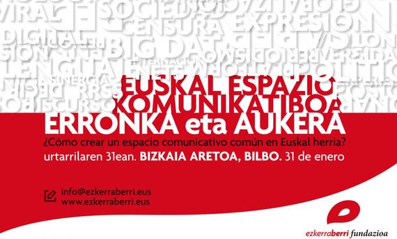 Jardunaldia Bilbon: Euskal espazio komunikatiboa