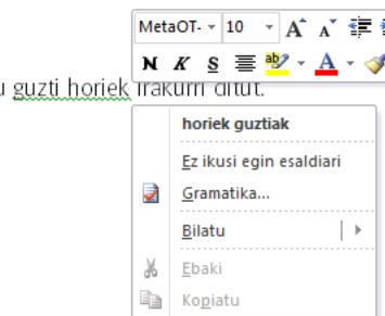 Xuxen 5 zuzentzaile ortografikoa: Windows/Officerako bertsio berria