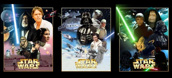 Star Wars, 1. trilogia historikoa euskaraz osatuta