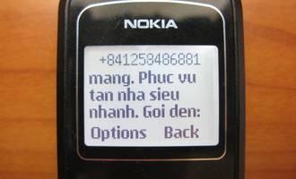 SMS mezuek 25 urte bete dituzte