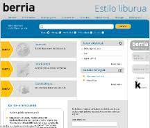 Larrabetzun Berria egunkariaren Estilo liburua ere #eskura