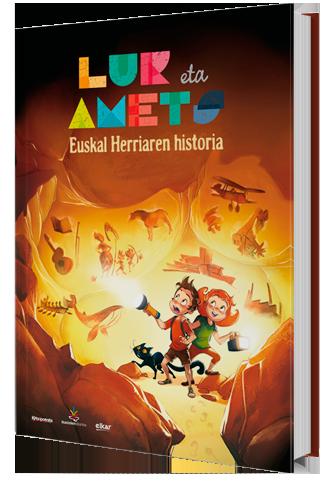 'Lur eta Amets', Euskal Herriaren historiaren kontakizuna, transmedia proiektua