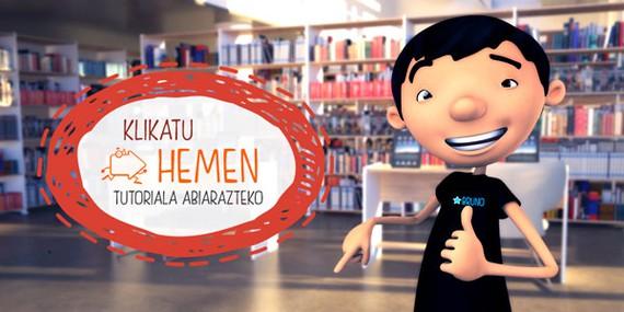 2.200 ikasle baino gehiago Liburu Gaztea Book Trailer Lehiaketan