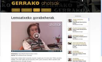 Gerrako Ahotsak 1