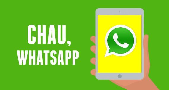 WhatsApp 48 orduz blokeatua Brasilen