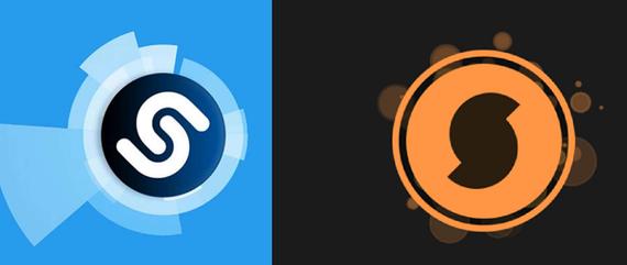 Applek Shazam erosi duen honetan, probatu abestien beste app hau, SoundHound