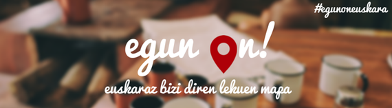 Egunon.info: euskaraz bizi diren establezimenduen mapa